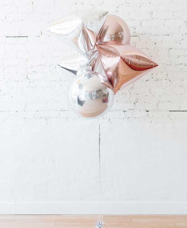GloboStyle, ramos de globos de helio originales