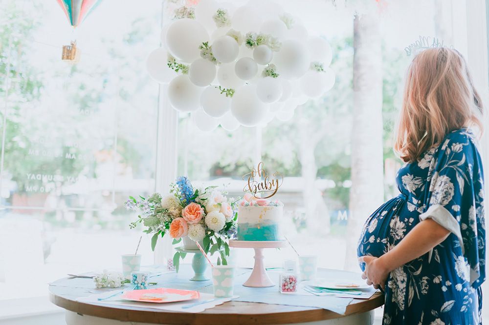 GloboStyle. Decoración con globos para babyshower