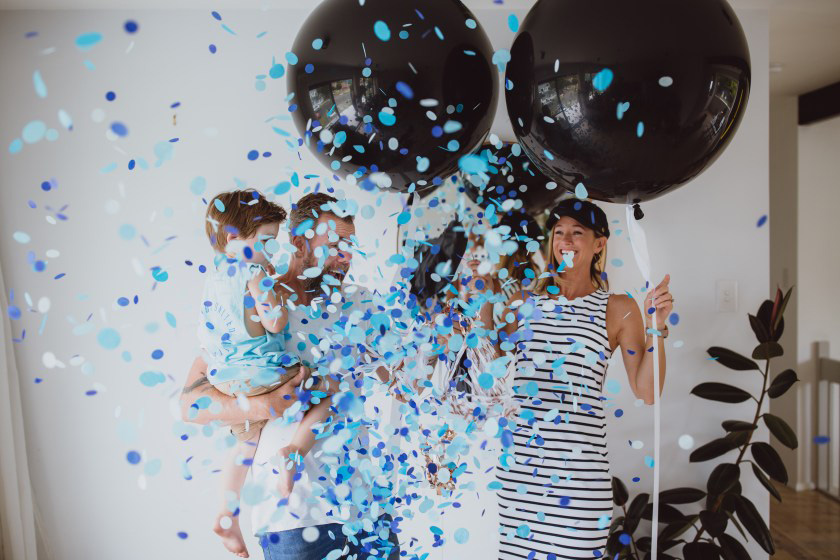 GloboStyle. Globos Gender Reveal en Madrid