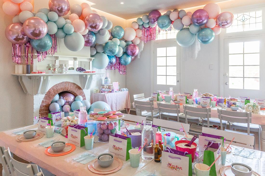 GloboStyle. Decoración con globos para cumpleaños