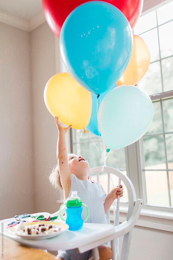 GloboStyle, ramos de globos para niños