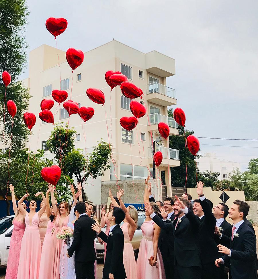 GloboStyle. Decoración con globos para bodas